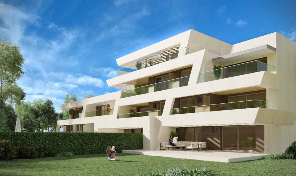 Marbella apartments Orion