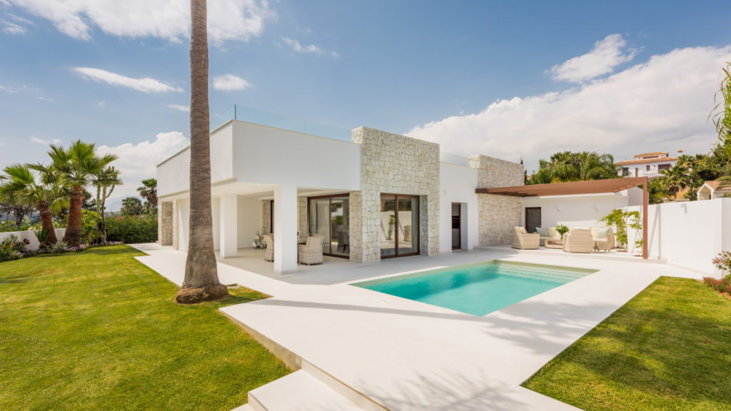 Marbella villa Rosario for sale