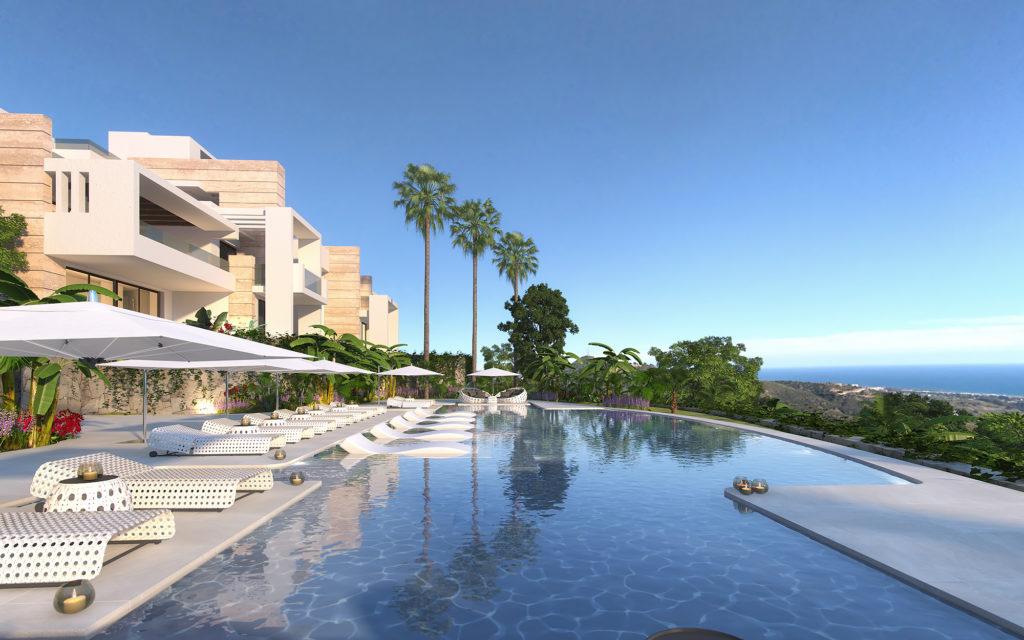Marbella appartementen Los Pinsapos