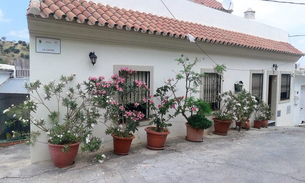 Coin house La Calera for sale