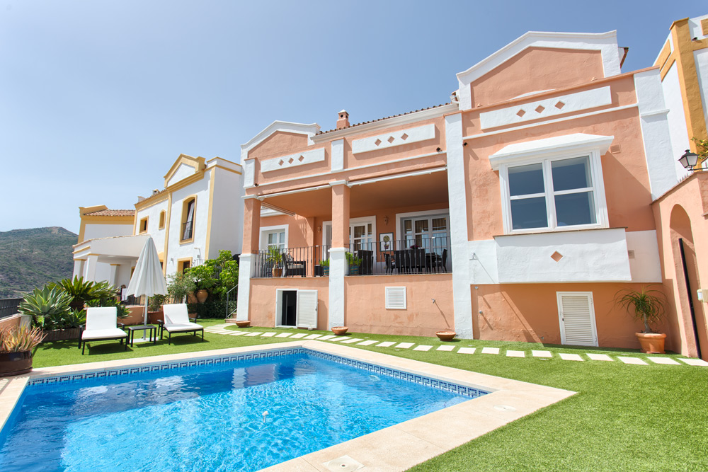 Benahavis villa Poniente for sale