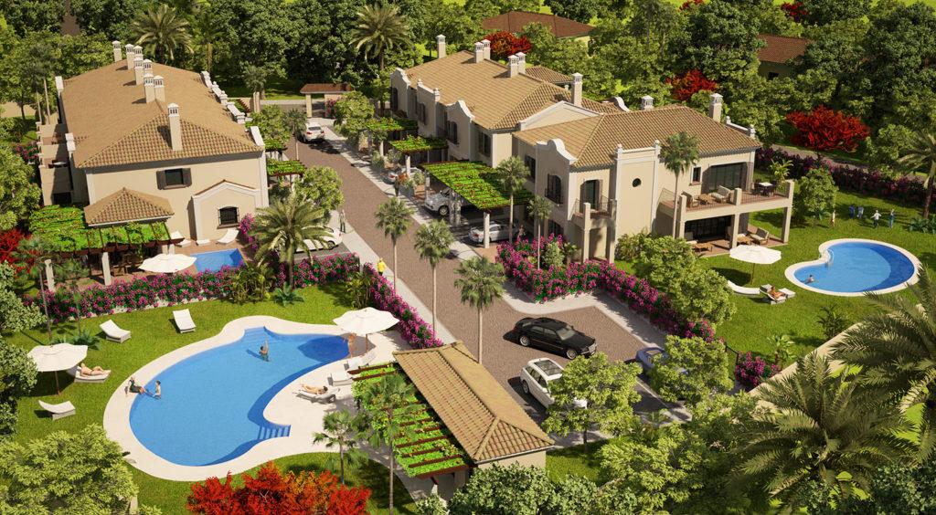 House Oasis de Guadalmina baja