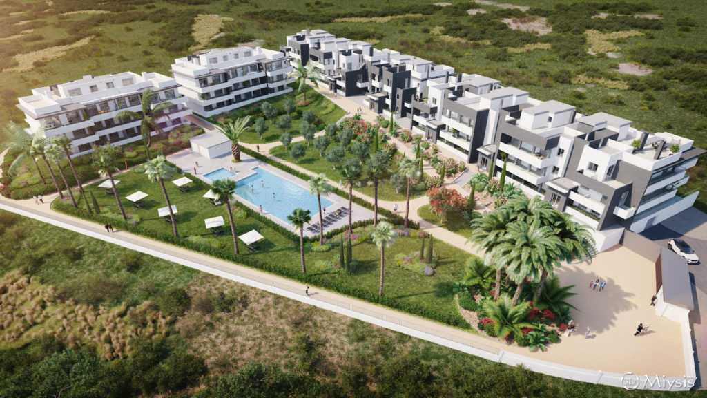 Estepona apartments Serenity Views