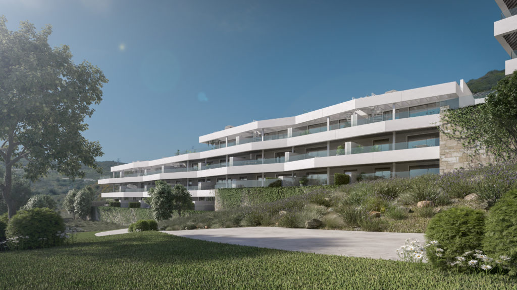 Estepona apartments Valley Homes