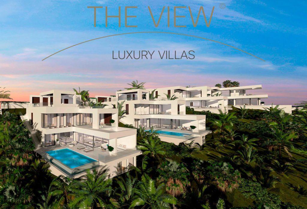 Estepona villas The View