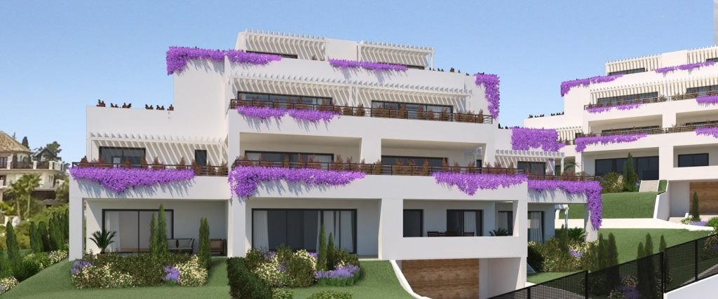 Marbella apartments Nazules