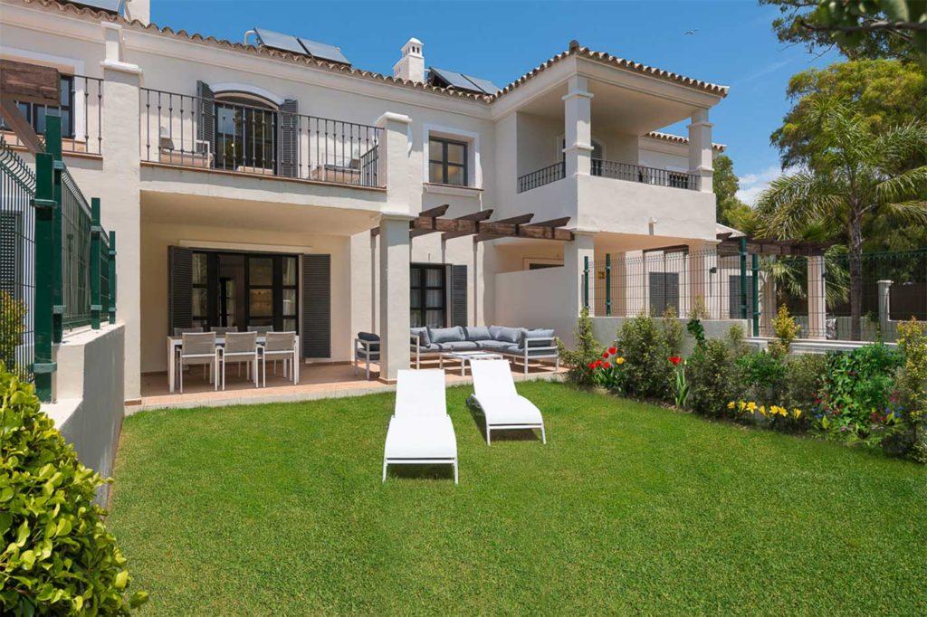 Huis Oasis de Guadalmina baja